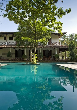 Christmas and New Year for 8 people in a private villa in Sri Lanka