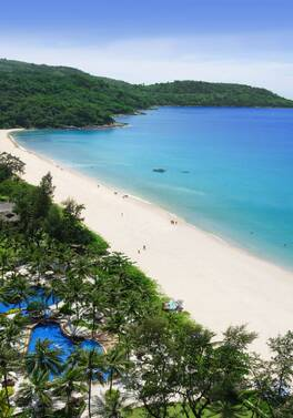 Family Phuket Beach and 4 Day  Elephant Hills Luxury Tented Camps!
