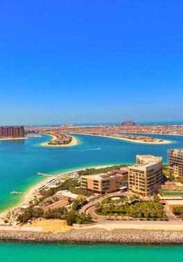 Hen Party? Shopping Trip? Friends? Four Bedroom Penthouse for 8 adults in Dubai