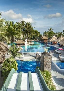 Live the Rock life in Bali - Pool Access Room