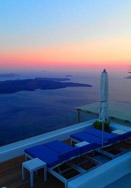 Ultra Luxury Santorini Cave Hotel!