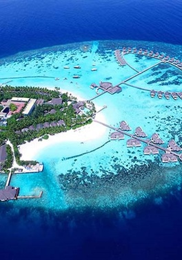 A week in the Maldives on All Inclusive this December!