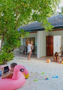 Family February Half term Maldives offer - 2 bedroom villa