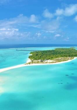 Edinburgh departure to Maldives for 10 nights in a water villa