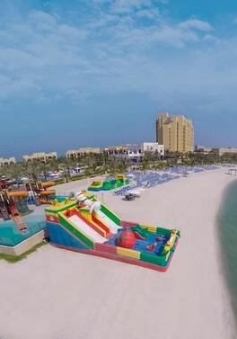 July 2022 Family all inclusive holiday To Ras Al Khaimah!