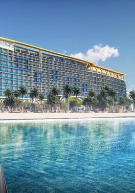 Pre-Christmas getaway to the new Centara Mirage Beach in Dubai