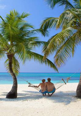 10 nights pure bliss at the Kuredu Resort & Spa in the Maldives!
