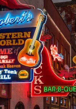 The Country Music Capital of the WORLD!
