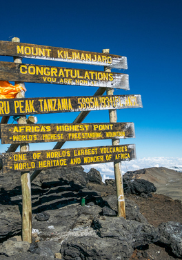 Climb Mount Kilimanjaro with your friends in 2022!!!