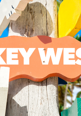 Key West with Car Hire!