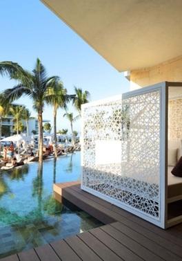 Trendy Miami & Swim up Junior Suite in Cancun