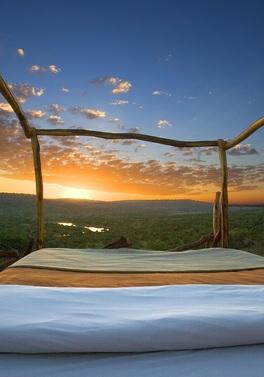 Elewana Sky Safari - Luxury Kenya Migration safari!