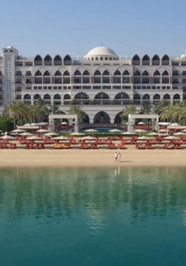 August Bank Holiday at the luxurious Jumeirah Zabeel Saray