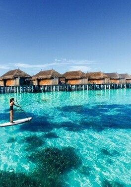 Constance Moofushi Maldives - a diving paradise!