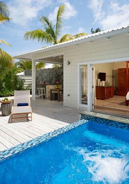 6 nights fun at Splash and 4 nights ultra luxury at Serenity!