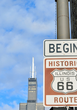 Route 66 Fly Drive From Chicago to Los Angeles!!!