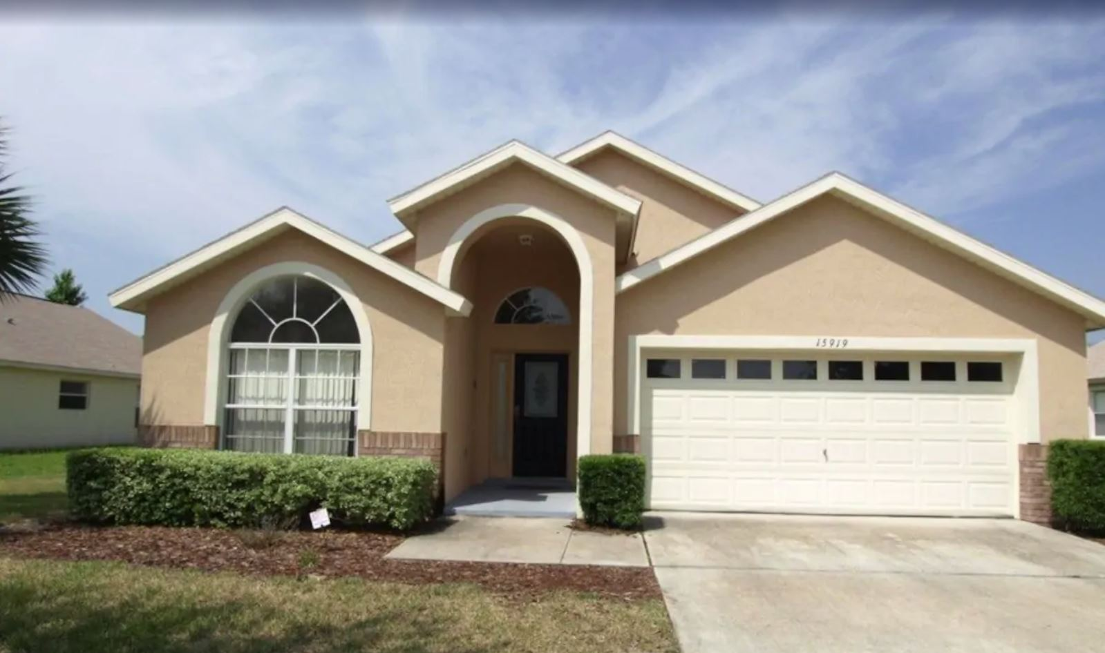 Disney Area Standard Homes